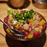 活力魚金 - 海鮮まかない丼