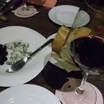30940020 - ゴルゴンゾーラとワイン