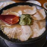 火の国 文龍 - チャーシューメン(ふつう)¥850