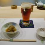 菅乃屋 - 地ビール火の国 ¥720