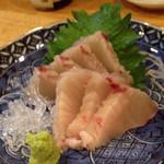 海鮮寿司居酒屋 宮古 - 鰆の刺身880円?