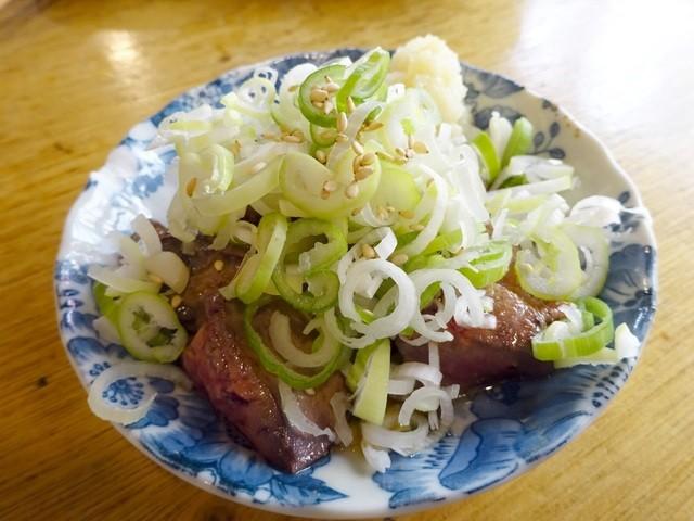 桜商店603 - レバテキ¥350