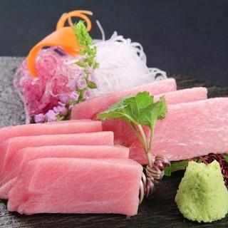 日本各地の御取り寄せ食材・御酒と料理の日替わりの御品書