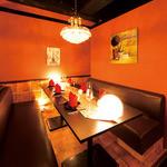 リゾート個室 ALOHA Dining 渋谷 - 【2名様~6名様】優雅な個室