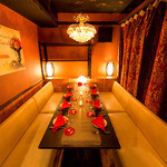 リゾート個室 ALOHA Dining 渋谷 - 2名様~45名様!ゆったり寛ぎの個室空間をご用意しております♪