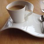 30948418 - ランチのコーヒーはお替わりOK