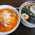 佐野家 - 担々麺とコクだれ醤油ラーメン