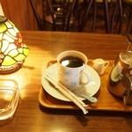 喫茶 蔵 - ブレンドコーヒー(ポットサービス)