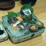 30953438 - 新秋刀魚の造り