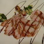 焼津 大切な人と行くイタリアン料理 ヴェント - 九州産ポークのロースト
