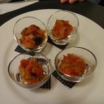 焼津 大切な人と行くイタリアン料理 ヴェント - トマト煮込み