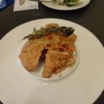 焼津 大切な人と行くイタリアン料理 ヴェント - チキンのマリネ風
