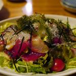 あっぱりしゃん - 料理写真:海鮮サラダ ¥660