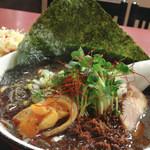 30956547 - 黒ゴマ担々麺