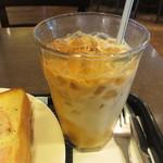 カルディーズクラブコーヒー - アイス・オーレ 280円