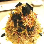 酒彩 ぎま - 蟹味噌サラダ