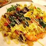 酒彩 ぎま - チーズ卵と海鮮