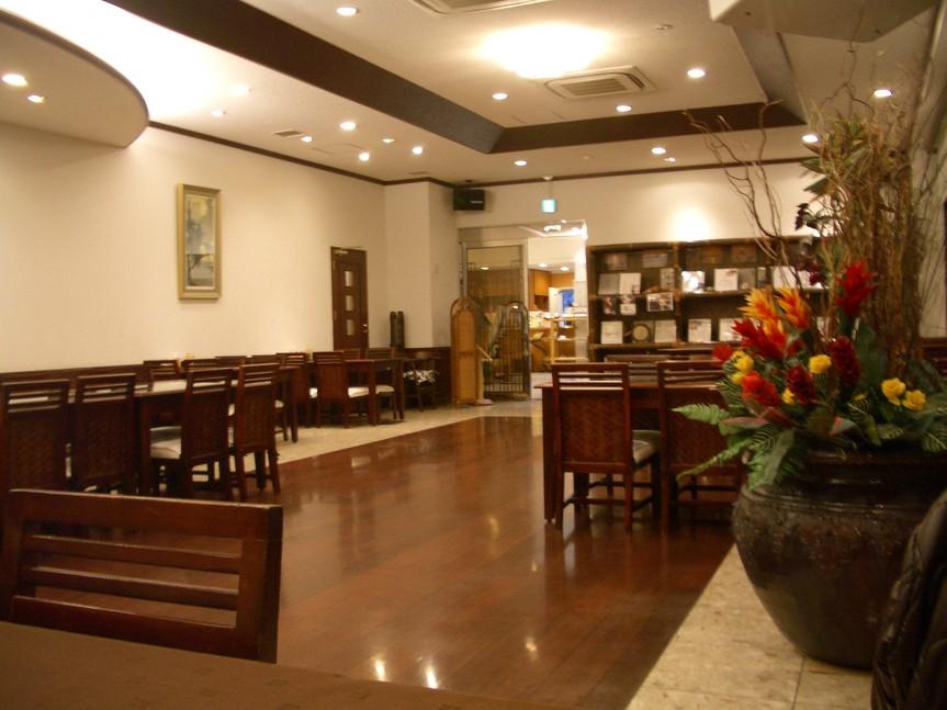 奄美リゾートホテル ティダムーン レストランアンドバー