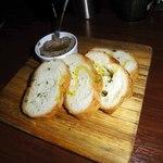 BiSTRO BOULEAU BLANC - 鶏レバーのパテ