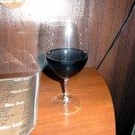 BiSTRO BOULEAU BLANC - 大きなワイングランスになみなみ(笑)