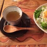 カフェロデオ - スープ
