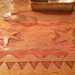 30962030 - 木のテーブルが可愛いです