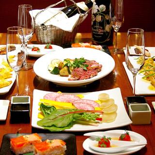 各種ご宴会・パーティーに…お得な飲み放題セットプラン