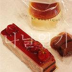 Pastry Boutique - ケーキとチョコも。