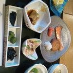 日本料理 春日 - 朝食