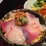 わびさび - 海鮮丼