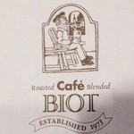カフェ ビィオット - 1973年創業とあります。