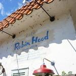 ロビンフッド - Since1974、当時、こちらとお向かいのレストラン「メイドマリアン」(*現スカーレットの小鳥)ができたときは、観光名所的エリアでした(2014.9.25)