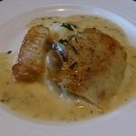 アロッサ - 白身魚のハーブバターソテー 2014.9.24 ランチ