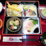 食彩四季 ちろりんTOWN - 松花堂御膳