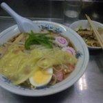 江ぐち - 究極の五目ワンタン麺大盛り&チャーシュ
