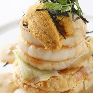 人気のメイン料理が選べる特製ランチコース【絶対お得な全7品】