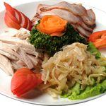興口福 - 三種類冷菜盛り合わせ