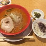 魚らん坂 - 遅めのランチ・・(^_^;