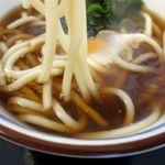 一福製麺所 - 月見うどんの麺