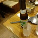 お好み焼ふそう - ノンアルコールビール:300円