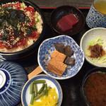 志摩 - 料理写真:てこねずしセット