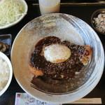 とんかつ 喜太条 - '14/9 焙煎ごまみそロースかつ定食・1530円