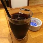 Italian Cafe AJITO - アイスコーヒー 350円