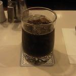 エルグレコ - ケーキセットのアイスコーヒーです。