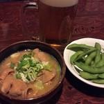 すみ吉 - イチオシのモツ煮