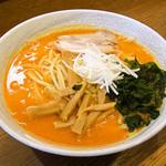 魚らん坂 - 『味噌オロチョン』830円。