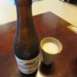 はん亭 - ビール 中瓶(キリン) 600円
