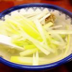 味太助 - テールスープ☆
