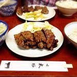 味太助 - 牛タン定食☆1・5人前