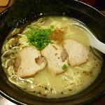 三ツ和屋 - とんこつらーめん 2014.9.3